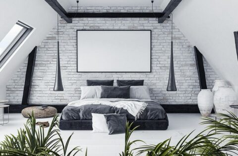 Attic home design ideas