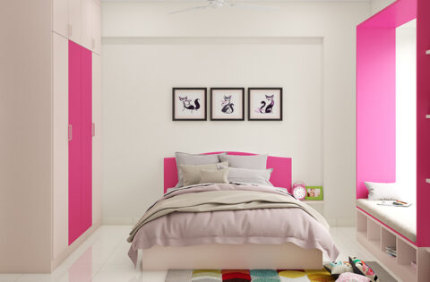 Kids bedroom wardrobe designs for your home