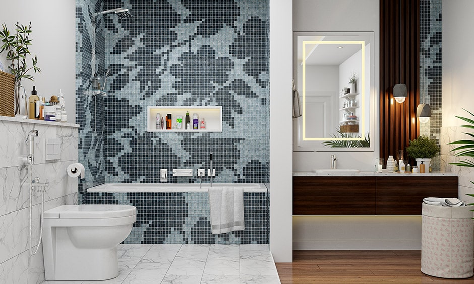 Bathroom flooring is an essential element for your bathroom interiors