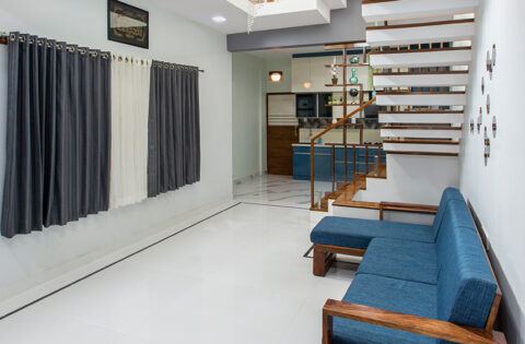 Independent house design for your home
