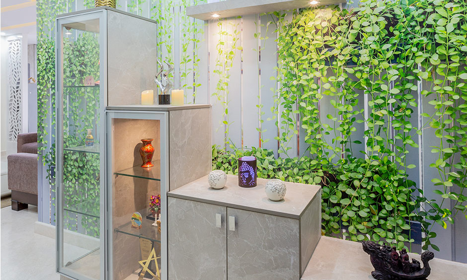 Apartments interior designers in bangalore with a fantastic foyer area