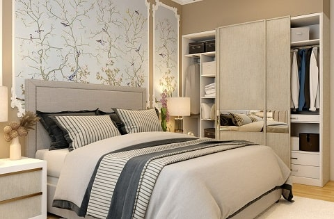 Bedroom Interior Designs by Best Home Interior Designers.