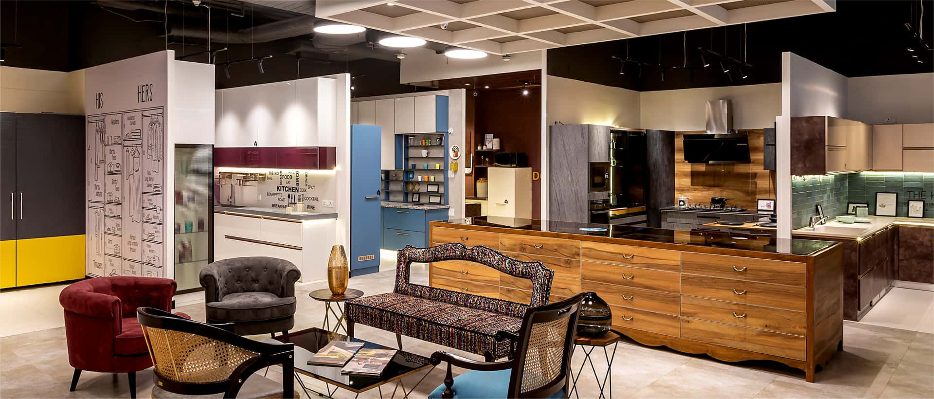 Get Design Cafe Home Interiors Franchisee by investing 1 Crore.