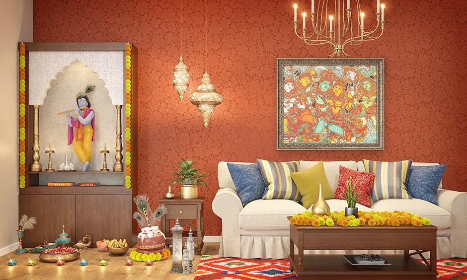 Janmashtami decoration at home in 2020