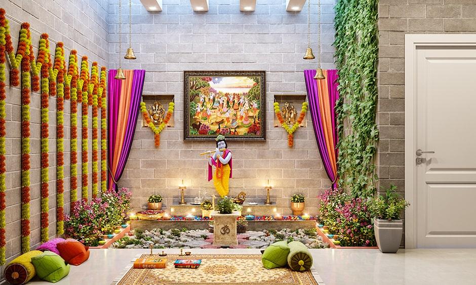 Janmashtami decoration ideas at home to decorate your home this janmashtami