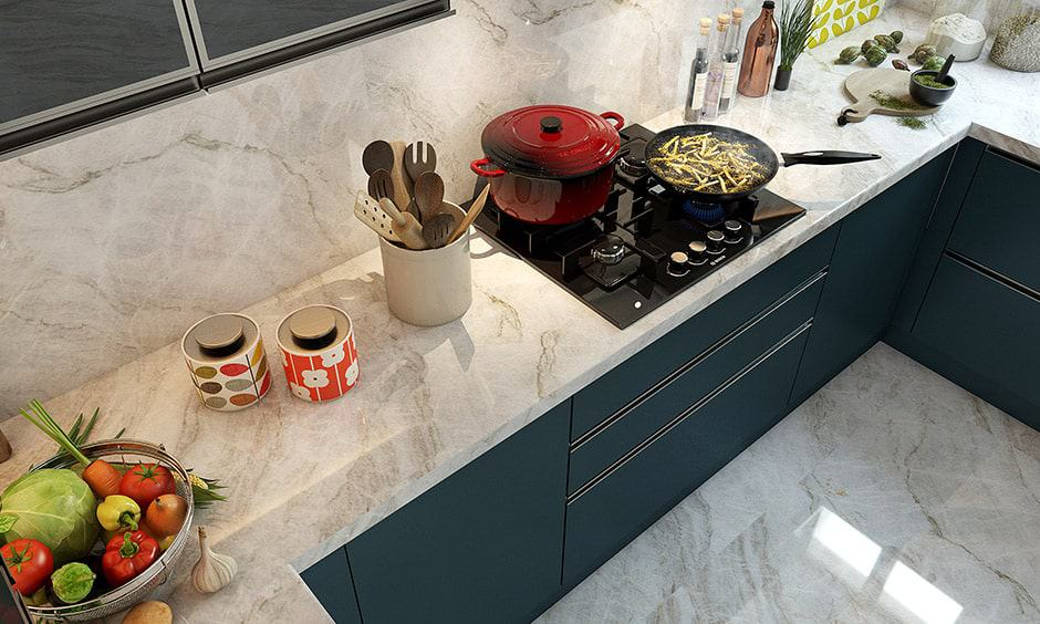Best tips to clean your marble kitchen countertops