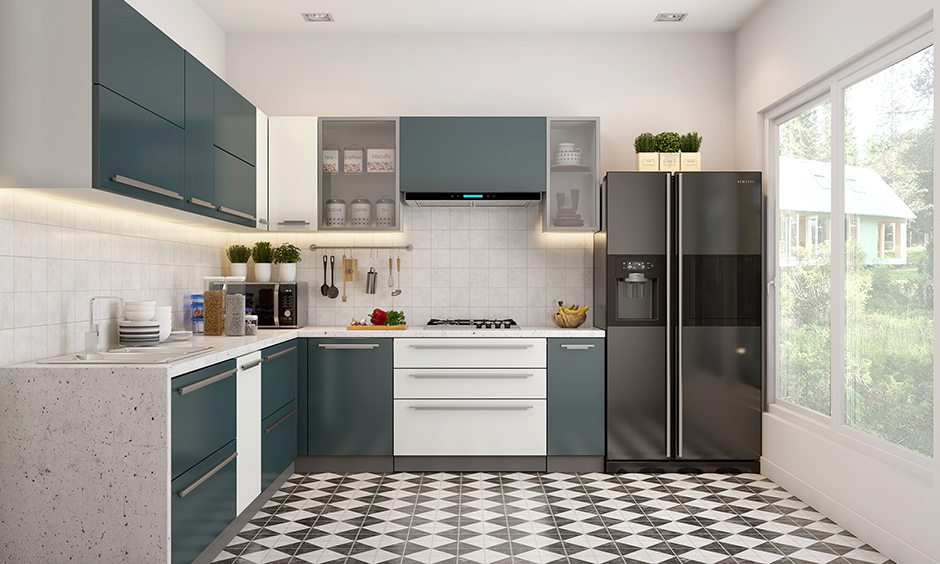 Clever storage tips for small kitchens