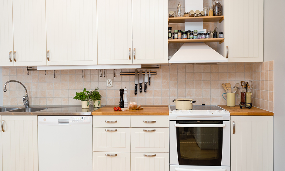 Innovative kitchen storage ideas in india with pantry