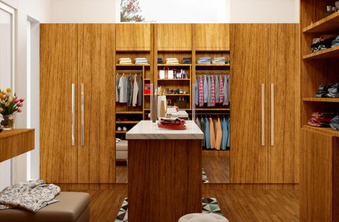 women's wardrobe design for your home