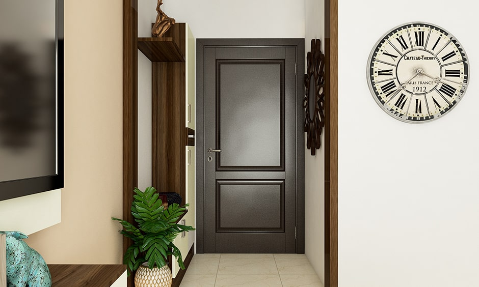 Vastu for west facing house main door and foyer is paramount