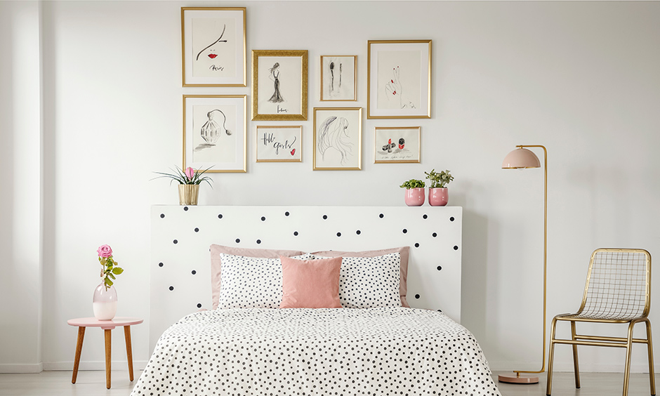 Beautiful bedroom wall arts for your home