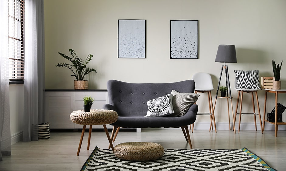 Floor seating ideas for living room is a trendy living room seating idea