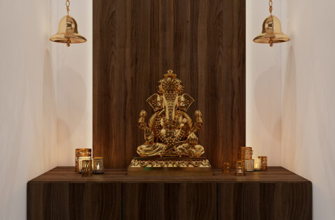 Pooja room decoration ideas for your home