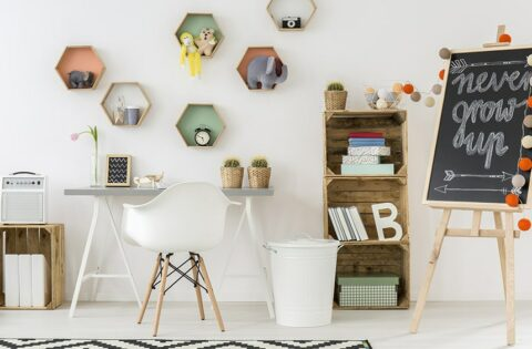 Study table decoration ideas for your home