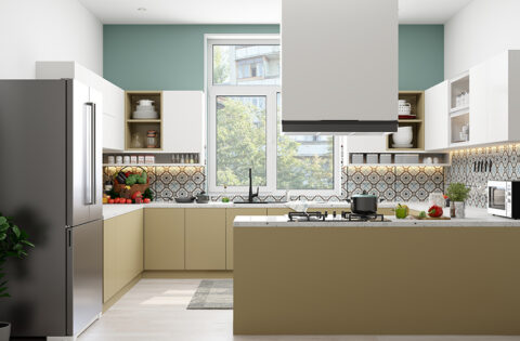 G shaped kitchen designs for your home