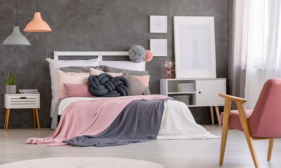 Girls Bedroom Colours Check 8 Modern Ideas Design Cafe