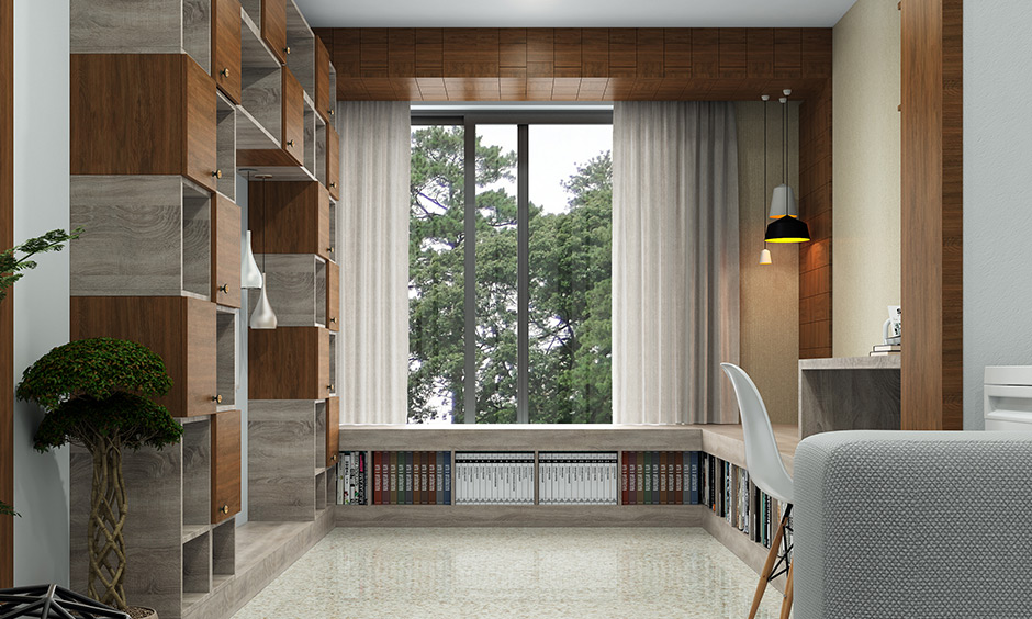 Let there be light with cheap interior design ideas with natural light flowing through open windows