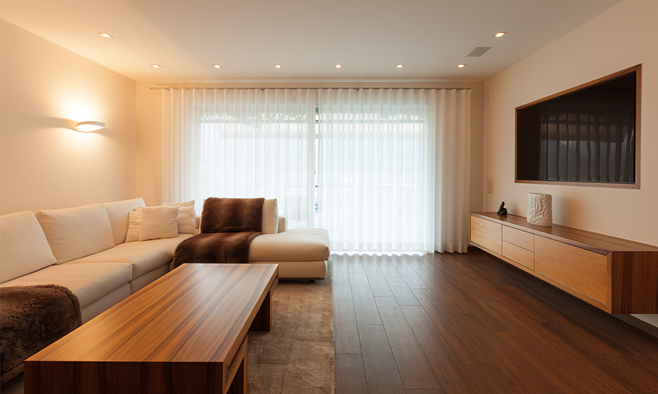 Where and what is engineered wood for flooring, making shelves, cabinets, panels and partitions