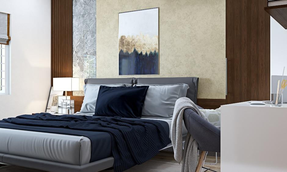 Best 2bhk flat interior designers for master bedroom design