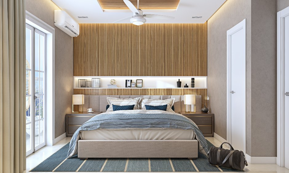 Latest master bedroom designs in 2bhk home design