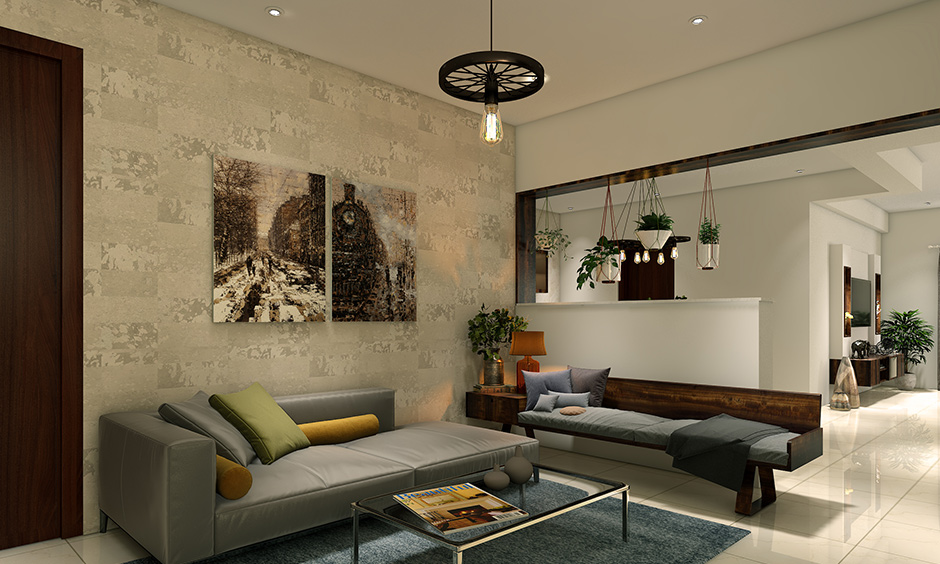 A beautifully crafted centre lighting piece is modern ceiling lights for living room and enhances the look