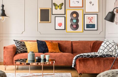 Charming living room home decor ideas