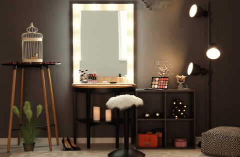 Dressing table design ideas for your home