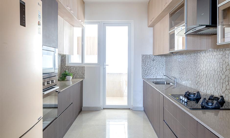 Modular kitchen designed by interior companies in bangalore