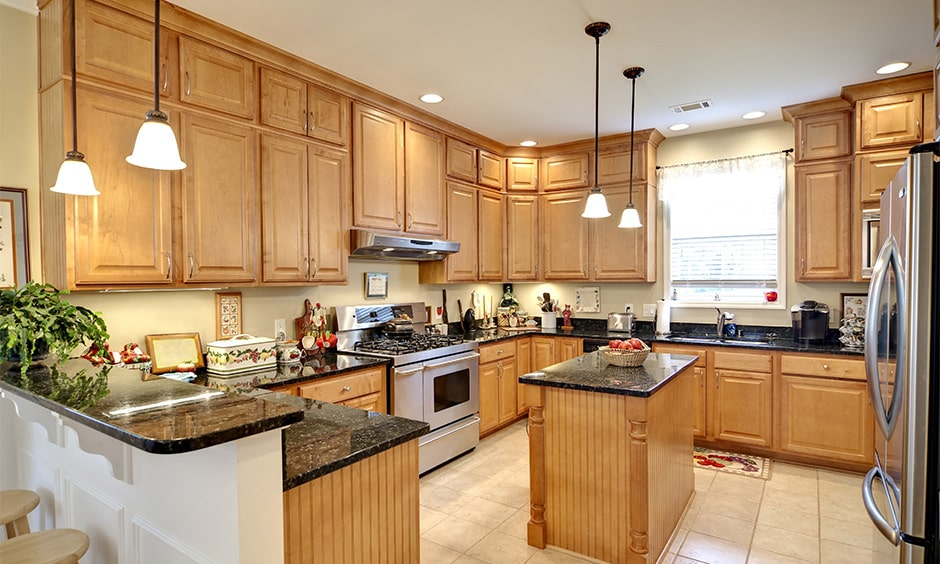 Cons or disadvantages of a granite countertop