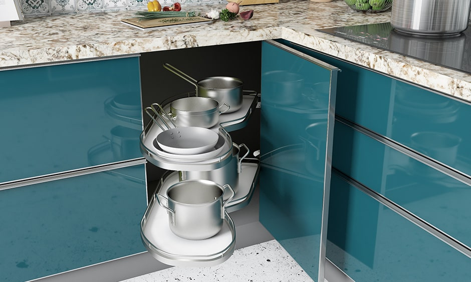 Kitchen accessories list modular corner baskets with these modular utensil baskets