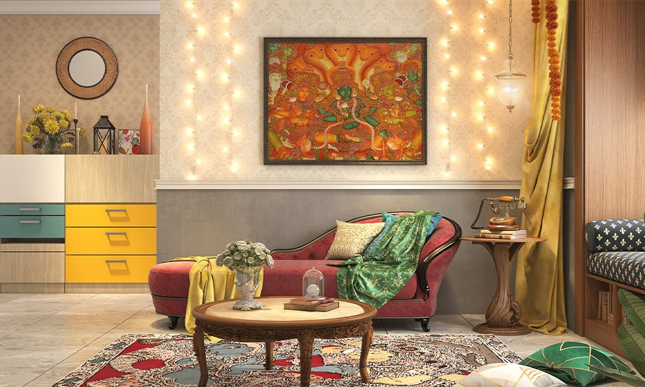 Living room decor ideas for dussehra hyderabad telangana