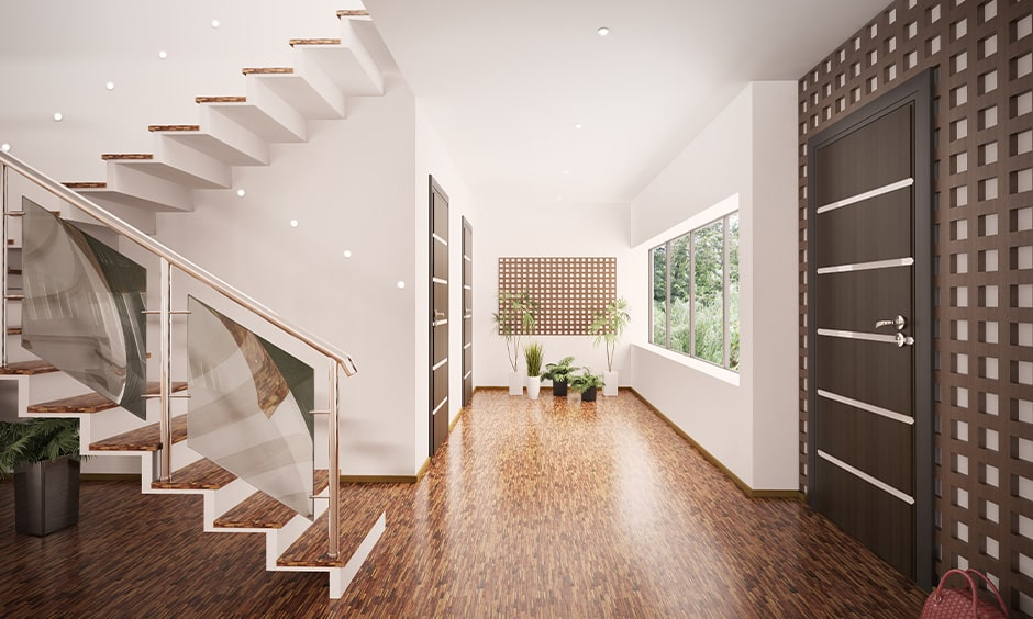 Direction as per staircase vastu in your home
