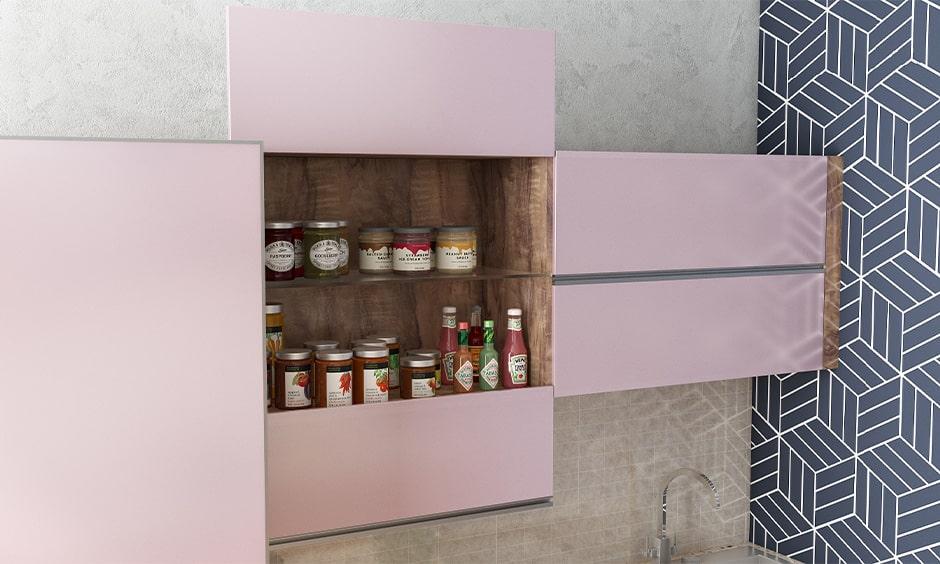 Kitchen spice rack ideas for organized kitchen