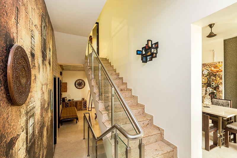 Staircase Decorating Ideas For Your Home Design Cafe