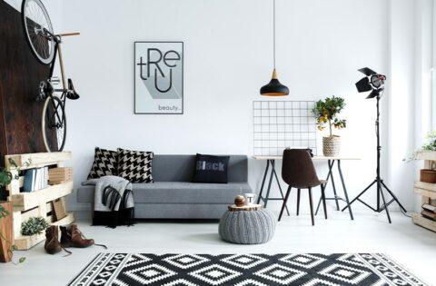 Studio apartment design ideas for your home