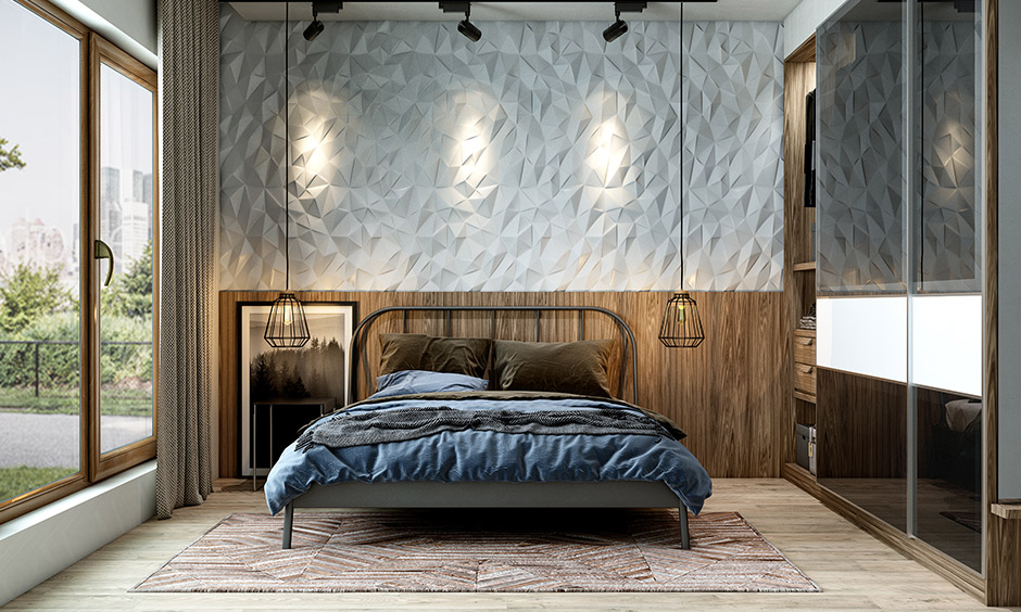 Bedroom fancy lights for the home have focus lights and hanging led lighting best suited for bedrooms.