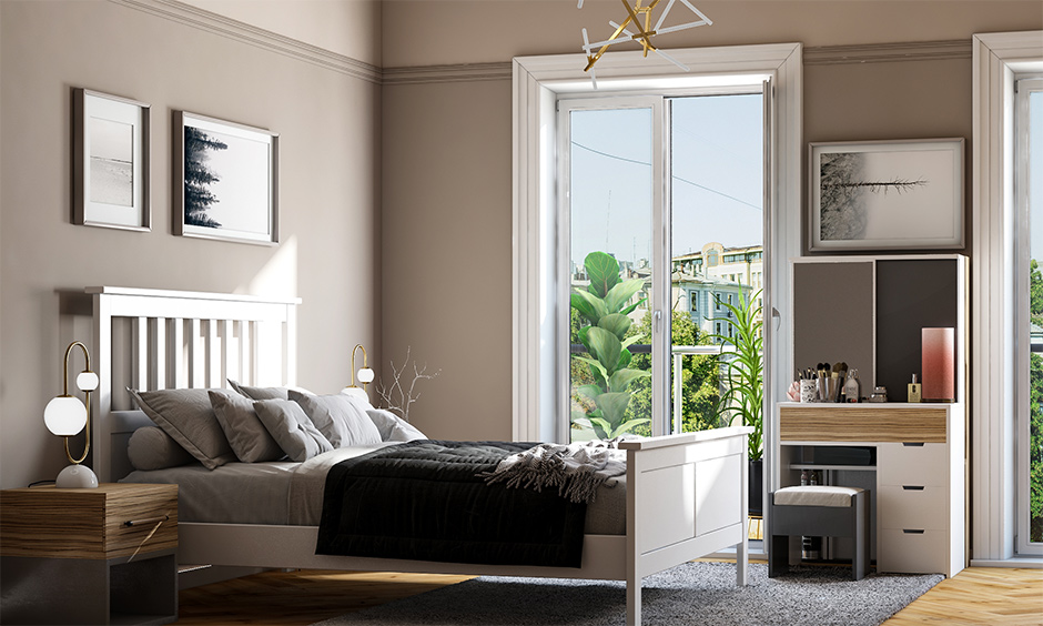 Bedroom direction as per Vastu is south-west direction brings in good health and success.
