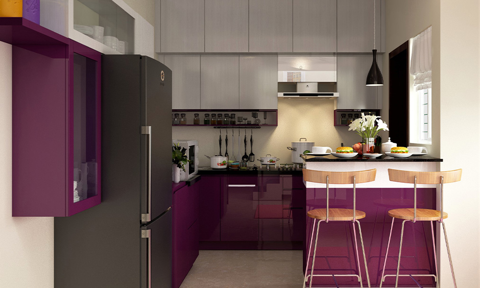 Types And Uses Of Pvc In Modular Kitchen Cabinets Design Cafe