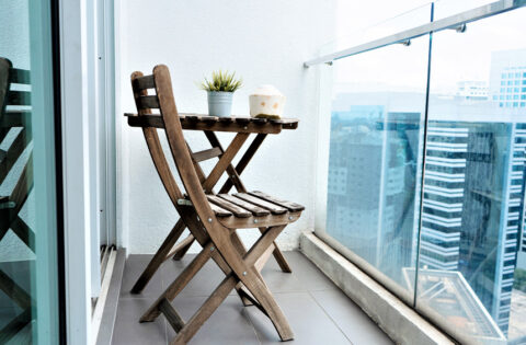 balcony seating ideas for your home