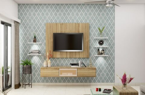 TV panel designs for your living room