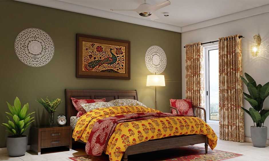Rajasthani style interior design ideas for your home