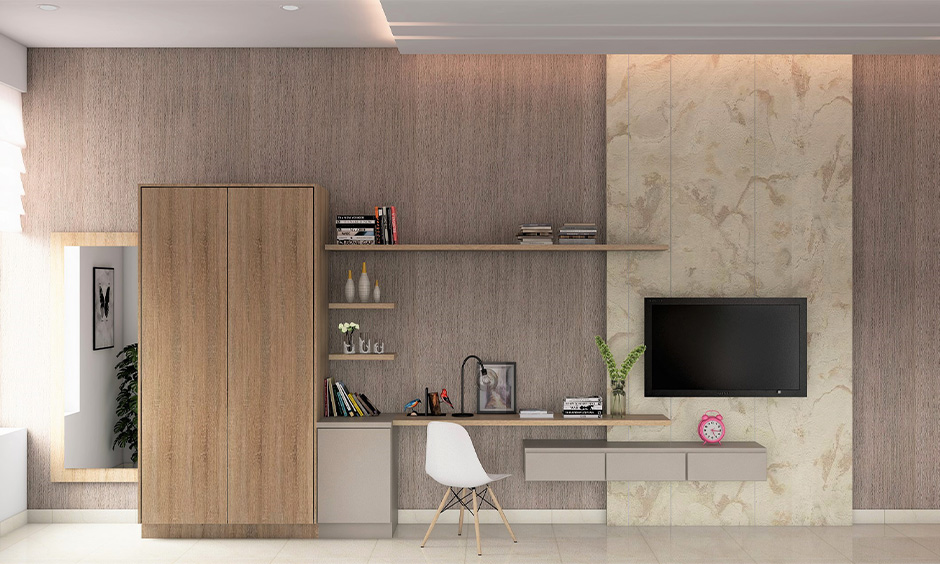 Veneer vs laminate where one is composed of thin layers of wood and the other is composed of multiple layers