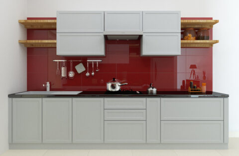 Red kitchen design ideas for your home