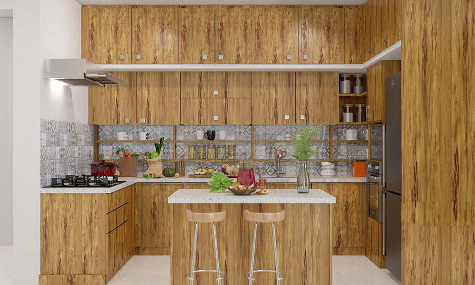 Modern plywood kitchen designs for your home