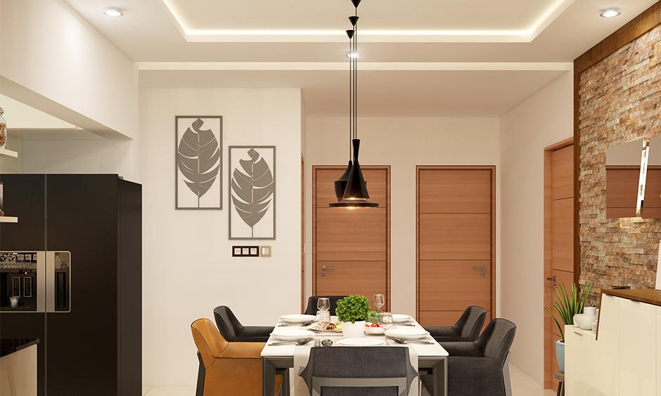 Dining Room False Ceiling Designs For Your Home | Design Cafe
