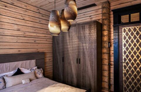 Wooden almirah designs for bedroom