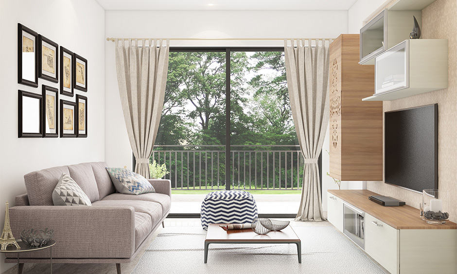 Curtains for white walls for your home