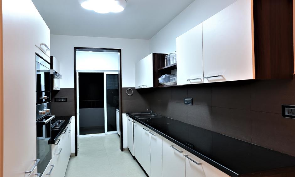 black granite countertops for kitchen