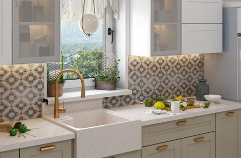 quartz kitchen sinks design for your home