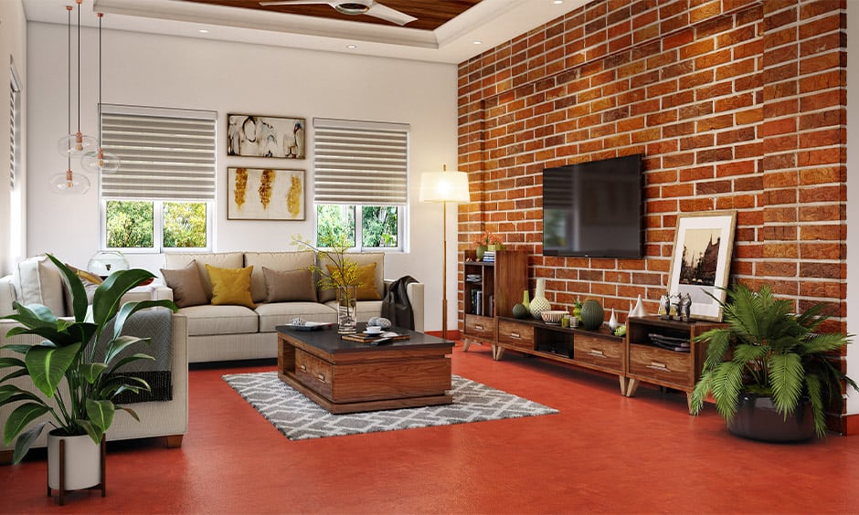 Red oxide flooring for your home